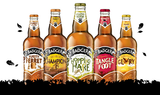 Badger Beers