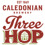 Caledonian Brewery - Three Hop Lager logo